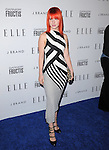 Hayley Williams at The ELLE Women in Music Event held at The Music Box in Hollywood, California on April 11,2011                                                                               © 2010 Hollywood Press Agency