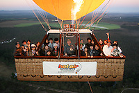 20130818 18 August Hot Air Balloon Cairns