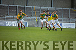 Action from Feale Rangers v South Kerry in the U14 County District Football Championship Cup final.