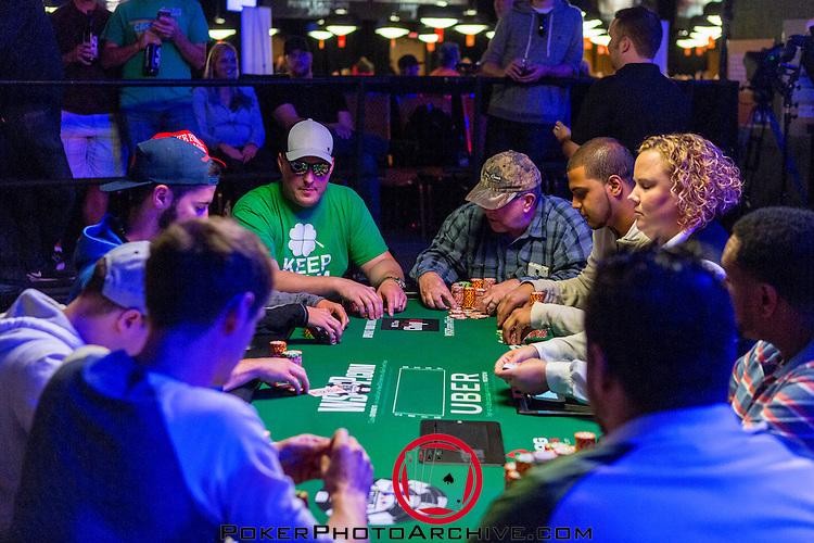 2016 world series of poker poker photo - Final table world series of poker ...