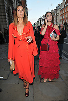 Yasmin Le Bon and Amber Le Bon at the Royal Academy of Arts Summer Exhibition 2019 preview party, Royal Academy of Arts, Burlington House, Piccadilly, London, England, UK, on Tuesday 04th June 2019.<br /> CAP/CAN<br /> ©CAN/Capital Pictures
