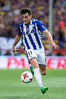 Ibai Gomez of Club Deportivo Alaves during the match of  Copa del Rey (King's Cup) Final between Deportivo Alaves and FC Barcelona at Vicente Calderon Stadium in Madrid, May 27, 2017. Spain.. (ALTERPHOTOS/Rodrigo Jimenez) /NortePhoto.com