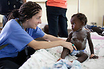 on Thursday, October 28, 2010 in Deschapelles, Haiti.