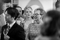 Jane Reed and Myron Coulson Wedding