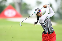 SINGAPORE - MARCH 02: Minjee Lee of Australia on the 16th fairway during the third round of the HSBC Women's World Championship 2019 at Sentosa Golf Club - Tanjong Course, Singapore on March 02, 2019.<br /> .<br /> .<br /> .<br /> (Photo by: Naratip Golf Srisupab/SEALs Sports Images)<br /> .<br /> Any image use must include a mandatory credit line adjacent to the content which should read: Naratip Golf Srisupab/SEALs Sports Images