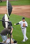 Masahiro Tanaka (Yankees),<br /> FEBRUARY 22, 2014 - MLB : Masahiro Tanaka of the New York Yankees during theYankees photo day session before the  team's spring training baseball camp in Tampa. Florida. United States.<br /> (Photo by AFLO)