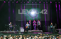 level 42 on stage<br />