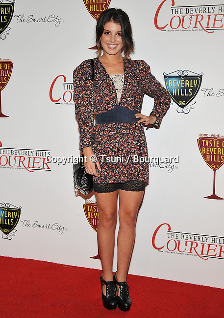Shenae Grimes<br /> Taste Of Beverly Hills At the Food and Wine in beverly Hills.