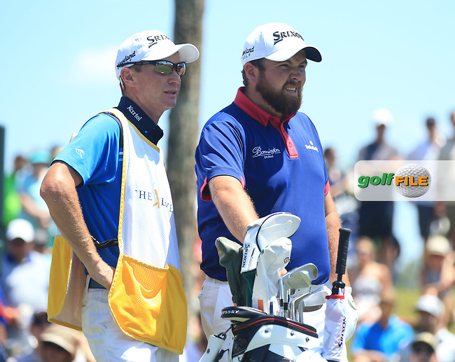 Shane Lowry (IRE)  during the Third Round of The Players, TPC Sawgrass, Ponte Vedra Beach, Jacksonville.   Florida, USA. 14/05/2016.<br /> Picture: Golffile | Mark Davison<br /> <br /> <br /> All photo usage must carry mandatory copyright credit (&copy; Golffile | Mark Davison)