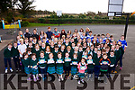 Leisure Centre staff from The Skellig Star Hotel presented Certificates to the pupils of Aghatubrid NS on Thursday after completing a 6 week swimming course.  Staff and pupils of Aghatubrid NS were delighted with the service provided to them by the hotel.