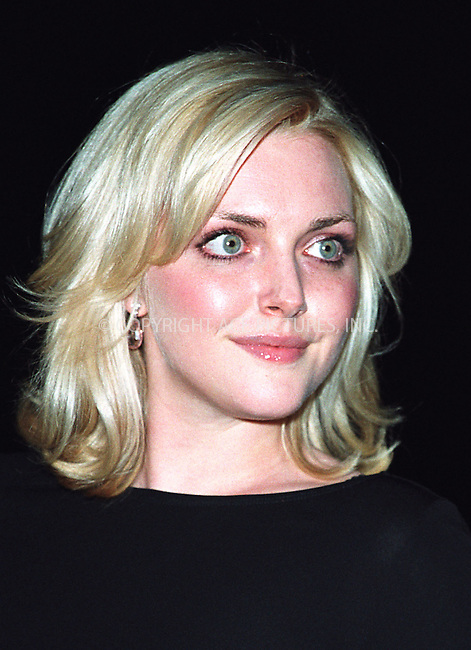 Model Sophie Dahl attends amfAR's 11th Annual Boathouse Rock event at Tavern on the Green. New York, June 17, 2002. Please byline: Alecsey Boldeskul/NY Photo Press.   ..*PAY-PER-USE*      ....NY Photo Press:  ..phone (646) 267-6913;   ..e-mail: info@nyphotopress.com