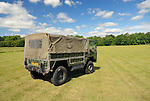 Military 101. Dunsfold Collection Open Day 2009. NO RELEASES AVAILABLE.