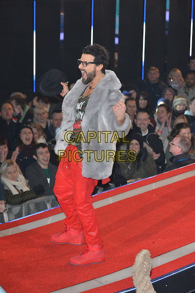 Jeremy Jackson<br /> Celebrity Big Brother launch night on Wednesday, 7th January 2015, Borehamwood, Hertfordshire.<br /> CAP/PL<br /> &copy;Phil Loftus/Capital Pictures