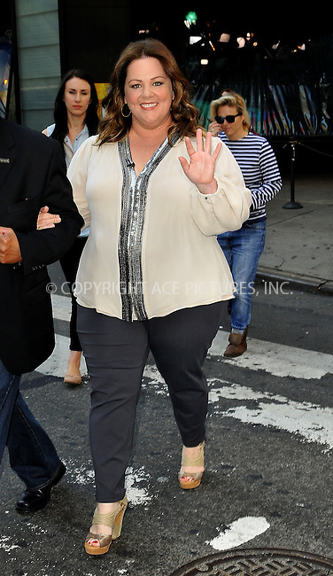 WWW.ACEPIXS.COM<br /> <br /> June 24 2013, New York City<br /> <br /> Actress Melissa McCarthy at Good Morning America on June 24 2013 in New York City<br /> <br /> By Line: Romeo/ACE Pictures<br /> <br /> <br /> ACE Pictures, Inc.<br /> tel: 646 769 0430<br /> Email: info@acepixs.com<br /> www.acepixs.com