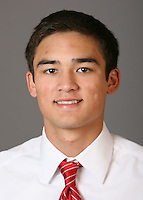 STANFORD, CA - SEPTEMBER 18:  Michael Kent of the Stanford Cardinal wrestling team poses for a headshot on September 18, 2008 in Stanford, California.