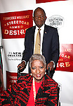 Frank Underwood, Sr. and Marilyn Underwood.attending the Broadway Opening Night Performance of 'A Streetcar Named Desire' at the Broadhurst Theatre on 4/22/2012 in New York City.