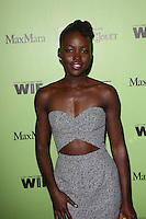 Lupita Nyong'o<br /> at the 7th Annual Women In Film Pre-Oscar Party, Fig & Olive, Los Angeles, CA 02-28-14<br /> David Edwards/DailyCeleb.Com 818-249-4998