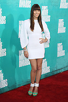 Jessica Biel at the 2012 MTV Movie Awards held at Gibson Amphitheatre on June 3, 2012 in Universal City, California. ©mpi29/MediaPunch Inc.