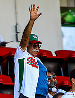 the baseball game of the Caribbean Series against the Alazanes of Granma Cuba in Guadalajara, Mexico, on Friday, February 2, 2018.<br /> ( Photo: Luis Gutierrez)