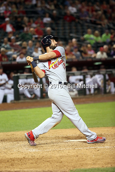 Matt Carpenter - 2016 St. Louis Cardinals (Bill Mitchell)
