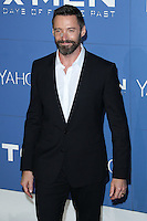 "NEW YORK CITY, NY, USA - MAY 10: Hugh Jackman at the World Premiere Of Twentieth Century Fox's ""X-Men: Days Of Future Past"" held at the Jacob Javits Center on May 10, 2014 in New York City, New York, United States. (Photo by Jeffery Duran/Celebrity Monitor)"