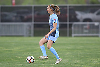 Piscataway, NJ - Sunday April 30, 2017: Sarah Killion during a regular season National Women's Soccer League (NWSL) match between Sky Blue FC and FC Kansas City at Yurcak Field.