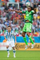 Michael Okechukwu Uchebo of Nigeria