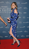 Laura Carmichael at the Newport Beach Film Festival UK Honours, The Langham Hotel, Portland Place, London, England, UK, on Thursday 07th February 2019.<br /> CAP/CAN<br /> &copy;CAN/Capital Pictures