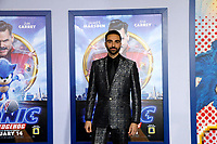 """LOS ANGELES - FEB 12:  Lee Majdoub at the """"Sonic The Hedgehog"""" Special Screening at the Village Theater on February 12, 2020 in Westwood, CA"""
