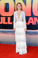 www.acepixs.com<br /> <br /> February 28 2017, London<br /> <br /> Brie Larson arriving at the European premiere Of 'Kong: Skull Island' on February 28, 2017 in London<br /> <br /> By Line: Famous/ACE Pictures<br /> <br /> <br /> ACE Pictures Inc<br /> Tel: 6467670430<br /> Email: info@acepixs.com<br /> www.acepixs.com