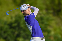 Sung Hyun Park (KOR) watches her tee shot on 7 during round 1 of  the Volunteers of America LPGA Texas Classic, at the Old American Golf Club in The Colony, Texas, USA. 5/5/2018.<br /> Picture: Golffile | Ken Murray<br /> <br /> <br /> All photo usage must carry mandatory copyright credit (&copy; Golffile | Ken Murray)