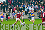Declan O'Sullivan Dromid Pearses v  Kildangan in the Munster Junior Football Final at Moyvane on Sunday