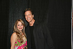 Marcy Rylan & Bradley Cole - Fashion - headshots - baby - group of actors - So Long Springfield celebrating 7 wonderful decades of Guiding Light Event - come to see fans at Mohegan Sun, Uncasville, Ct on March 7, 2010. (Photo by Sue Coflin/Max Photos)