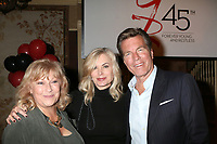 LOS ANGELES - MAR 26:  Beth Maitland, Eileen Davidson, Peter Bergman at the The Young and The Restless Celebrate 45th Anniversary at CBS Television City on March 26, 2018 in Los Angeles, CA
