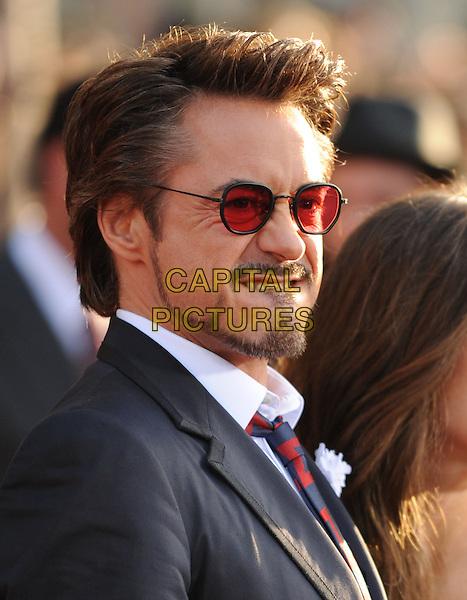 Robert Downey Jr Goatee