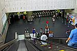 Estação do metrô Vila Madalena. São Paulo. 2008. Foto de Juca Martins.