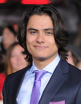 Kiowa Gordon attends The world premiere of Summit Entertainment's THE TWILIGHT SAGA: BREAKING DAWN -PART 2 held at  Nokia Theater at L.A. Live in Los Angeles, California on November 12,2012                                                                               © 2012 DVS / Hollywood Press Agency