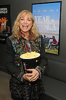 COCONUT CREEK, FL - FEBRUARY 22: Karen Allen attends a special preview screening of Year By The Sea at Silverspot Cinema on February 22, 2017 in Coconut Creek , Florida. Credit: mpi04/MediaPunch