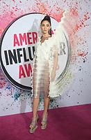 18 November 2019 - Hollywood, California - Megan Pormer. 2019 American Influencer Awards held at Dolby Theatre. Photo Credit: FS/AdMedia