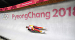 Johannes Ludwig (GER). Mens luge. Pyeongchang2018 winter Olympics. Alpensia sliding centre. Alpensia. Gangneung. Republic of Korea. 11/02/2018. ~ MANDATORY CREDIT Garry Bowden/SIPPA - NO UNAUTHORISED USE - +44 7837 394578