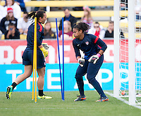 USWNT Training, Tuesday, October 29, 2013