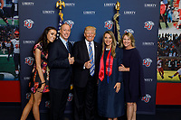 Liberty University's 44th Commencement Ceremony is held on May 13, 2017. (Photo by Joel Coleman)