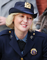 Gretchen Mol on the set of Life on Mars 2008<br /> Photo By John Barrett/PHOTOlink.net