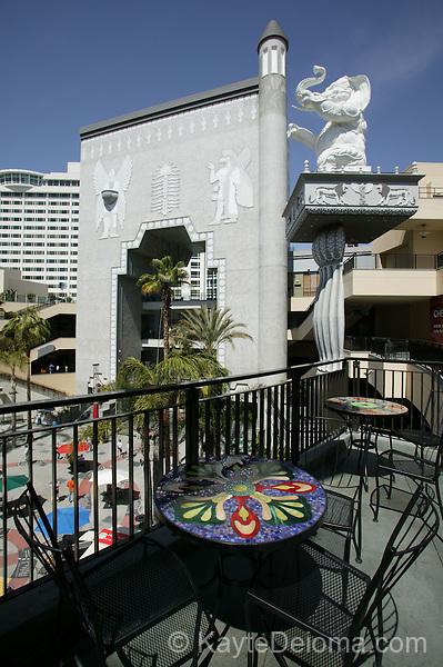 Babylon Courtyard at Hollywood & Highland, Hollywood, CA