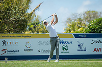 Nicolas Colsaerts (BEL) during the 1st round of the AfrAsia Bank Mauritius Open, Four Seasons Golf Club Mauritius at Anahita, Beau Champ, Mauritius. 29/11/2018<br /> Picture: Golffile | Mark Sampson<br /> <br /> <br /> All photo usage must carry mandatory copyright credit (&copy; Golffile | Mark Sampson)