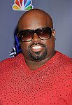"CULVER CITY, CA - OCTOBER 28: Cee-Lo Green at the ""The Voice"" Press Junket at Sony Pictures Studios on October 28, 2011 in Culver City, California."