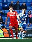 Vazquez, RCD Espanyol 0 v 2 Sevilla FC, Jornada 20, RCDE Stadium, La Liga Santander 2017/2018. Barcelona. Photo Martin Seras Lima