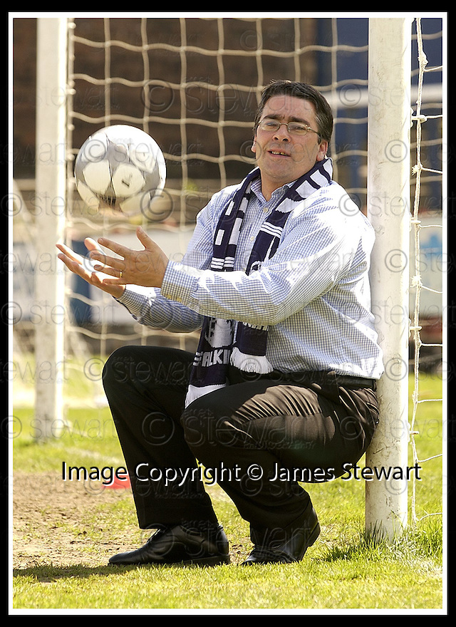 07/05/2002                   Copyright Pic : James Stewart.File Name : stewart-mccoll 03.NEW FALKIRK HEAD COACH IAN MCCALL.......Payments to :-.James Stewart Photo Agency, 19 Carronlea Drive, Falkirk. FK2 8DN      Vat Reg No. 607 6932 25.Office     : +44 (0)1324 570906     .Mobile  : +44 (0)7721 416997.Fax         :  +44 (0)1324 570906.E-mail  :  jim@jspa.co.uk.If you require further information then contact Jim Stewart on any of the numbers above.........