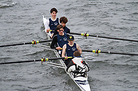 Crew: 301  Hills Road (Cantabrigian)  Event: Junior Fours<br /> <br /> Schools' Head of the River 2017<br /> <br /> To purchase this photo, or to see pricing information for Prints and Downloads, click the blue 'Add to Cart' button at the top-right of the page.