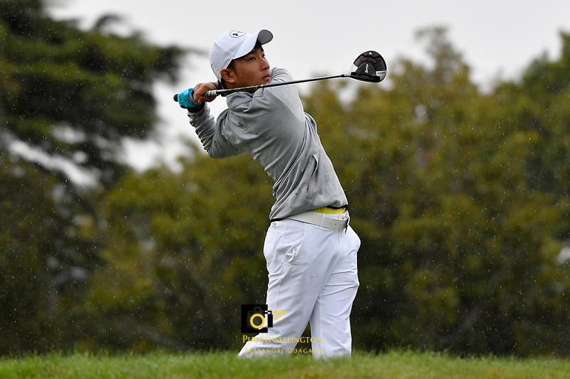 Golf – CSW Teams Champs at Royal Wellington Golf Club, Upper Hutt, New Zealand on Tuesday 2 April 2019. <br /> Photo by Masanori Udagawa. <br /> www.photowellington.photoshelter.com